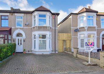 Thumbnail 3 bed end terrace house for sale in Pembroke Road, Ilford, Essex