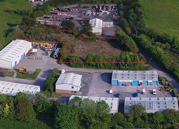 Thumbnail Commercial property to let in Yard / Storage Area, Parc Erissey Industrial Estate, New Portreath Road, Redruth, Cornwall