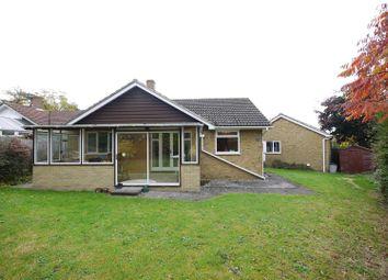 Thumbnail 3 bed bungalow for sale in Doverfield, Goffs Oak, Waltham Cross