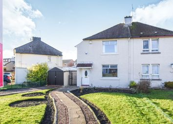 Thumbnail 2 bed semi-detached house for sale in Windsor Crescent, Paisley