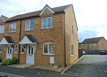 Thumbnail 2 bed end terrace house to rent in Springbank Drive, Bourne, Lincolnshire