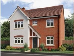 Thumbnail 4 bed detached house for sale in Bidavon Industrial Estate, Waterloo Road, Bidford-On-Avon, Alcester