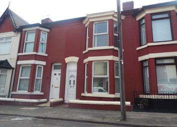 Thumbnail 4 bed shared accommodation to rent in Ridley Road, Liverpool