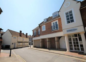 Thumbnail 2 bed flat to rent in Warwick Court, Kings Terrace, Emsworth.