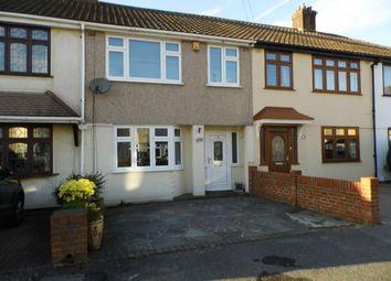 Thumbnail Terraced house to rent in Guysfield Close, Rainham