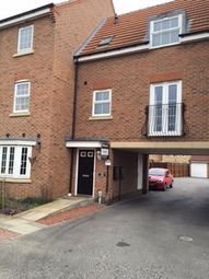 Thumbnail 2 bed town house to rent in Rossetti Close, Brough