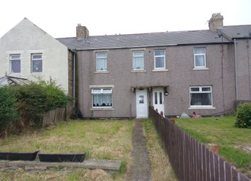 Thumbnail 2 bed terraced house for sale in Eden Terrace, Lynemouth, Morpeth