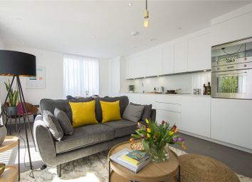 Thumbnail 3 bed flat for sale in Upper Place, 85B Upper Clapton Road