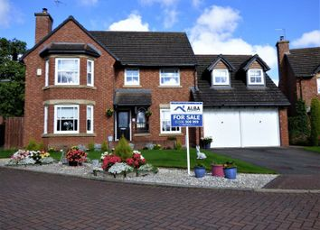 Thumbnail 5 bed detached house for sale in 5 Bedroom Detached Home, Westcroft Court, Livingston