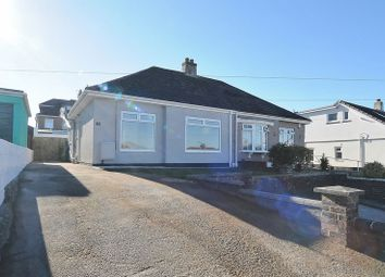Thumbnail 2 bed semi-detached bungalow for sale in Higher Mowles, Plymouth