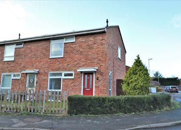 Thumbnail 2 bed end terrace house for sale in Pelham Close, Cottenham, Cambridge