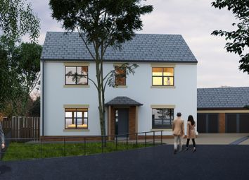Thumbnail 4 bed detached house for sale in Henlea Grove, Branton