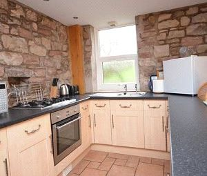 Thumbnail 1 bed terraced house for sale in Helm Cottage, Gamblesby, Penrith