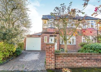 Thumbnail 3 bed semi-detached house for sale in Yewlands Avenue, Fulwood, Preston, Lancashire