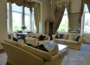 Thumbnail 3 bed flat to rent in Ground Floor, 11 Great Western Terrace