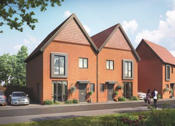 """Thumbnail 3 bedroom terraced house for sale in """"Drayton"""" at Old Wokingham Road, Crowthorne"""