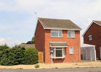 Thumbnail 3 bed detached house for sale in Boughey Road, Newport