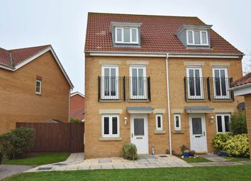 Thumbnail 3 bed semi-detached house to rent in Osborne Heights, East Cowes