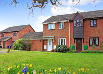 Thumbnail 3 bed semi-detached house for sale in St. Andrews Close, Poringland, Norwich, Norfolk