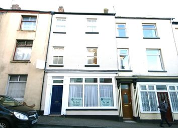 Thumbnail 2 bedroom flat to rent in Albion Street, Exmouth