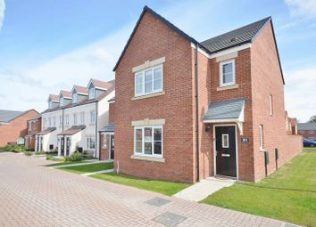 Thumbnail 3 bed detached house for sale in Glaramara Drive, Carlisle