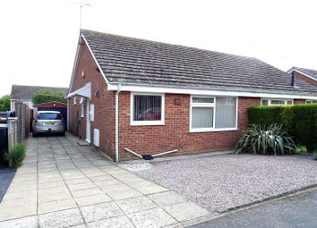 Thumbnail 2 bedroom semi-detached bungalow for sale in Quinton Road, Needham Market, Ipswich
