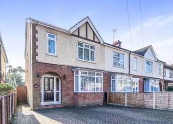 Thumbnail 3 bed end terrace house for sale in St. Andrews Road, Maidstone