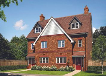 Thumbnail 3 bed semi-detached house for sale in Ash Lodge Park, Ash