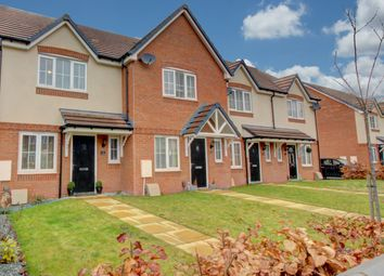 Thumbnail 3 bed end terrace house for sale in Lichfield Road, Walsall Wood, Walsall