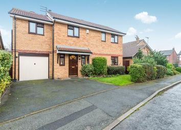 4 bed detached house for sale in Freshwater Close, Lingley Green, Warrington, Cheshire WA5
