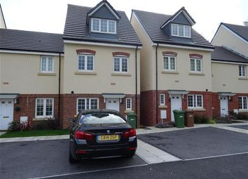 Thumbnail 3 bed semi-detached house for sale in Mill View, Mill Court, Caerphilly