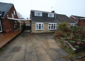 Thumbnail 3 bed semi-detached bungalow for sale in Aintree Road, Little Lever, Bolton