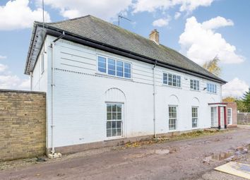 Thumbnail 4 bed detached house to rent in Station Road, Madeley, Crewe