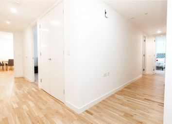 Thumbnail 3 bed flat for sale in Elizabeth House, 341 High Road, Wembley