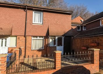 Thumbnail 2 bed end terrace house for sale in Abbeyfield Road, London