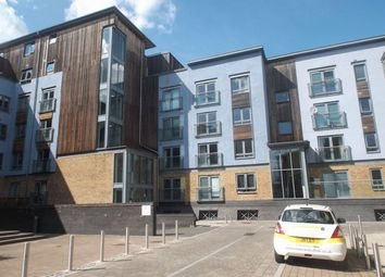 Thumbnail 2 bed flat to rent in Lightship Way, Colchester, Essex