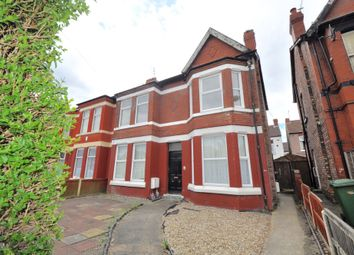Thumbnail 2 bed flat to rent in Serpentine Road, Wallasey