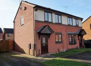Thumbnail 2 bed semi-detached house for sale in Aldrin Close, Stafford