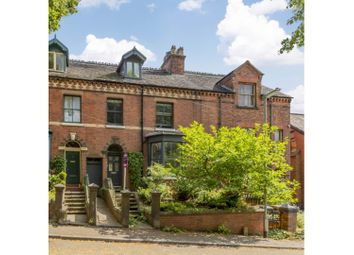 Thumbnail 5 bed town house for sale in Hugo Street, Leek