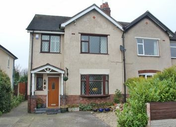 Thumbnail 3 bed semi-detached house to rent in East Avenue, Stockton Heath