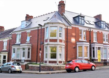 Thumbnail 6 bed end terrace house to rent in Landsdowne Gardens, Jesmond, Newcastle-Upon-Tyne