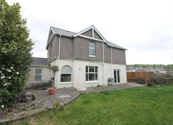 Thumbnail 4 bed detached house for sale in Plymstock Road, Plymstock, Plymouth