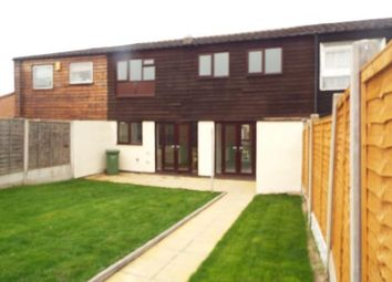 Thumbnail 3 bed terraced house for sale in Truro Walk, Chelmsley Wood, North Solihull, West Midlands