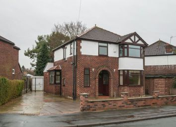 Thumbnail 3 bed detached house for sale in Lorraine Road, Timperley, Altrincham