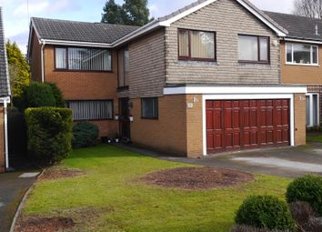 Thumbnail 5 bed detached house for sale in Monwood Grove, Off Alderbrook Rd, Solihull