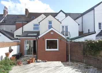 Thumbnail 4 bed terraced house to rent in Fore Street, Topsham