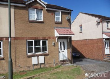 Thumbnail 3 bedroom semi-detached house for sale in Skye Close, Torquay