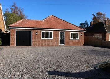 Thumbnail 3 bed detached bungalow for sale in South Road, Bourne