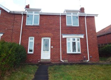 Thumbnail 2 bed semi-detached house to rent in Falla Park Crescent, Felling, Gateshead
