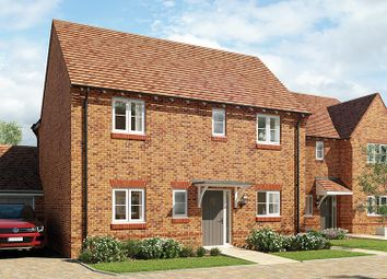 Thumbnail 3 bed detached house for sale in Cross Trees Park, Highworth Road, Shrivenham, Cheshire